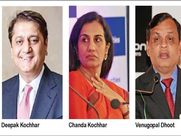 CBI files FIR against Kochhars, Dhoot over Videocon loan issue