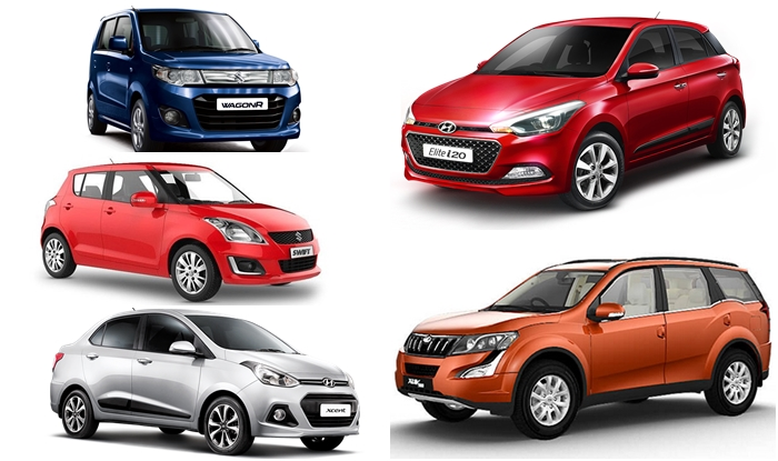 Car makers shower discounts on models due for facelift