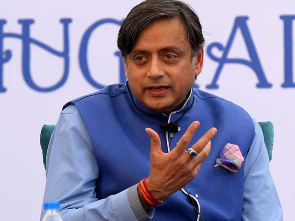 Congress wants 'defenestration' of PM Modi, BJP: Shashi Tharoor