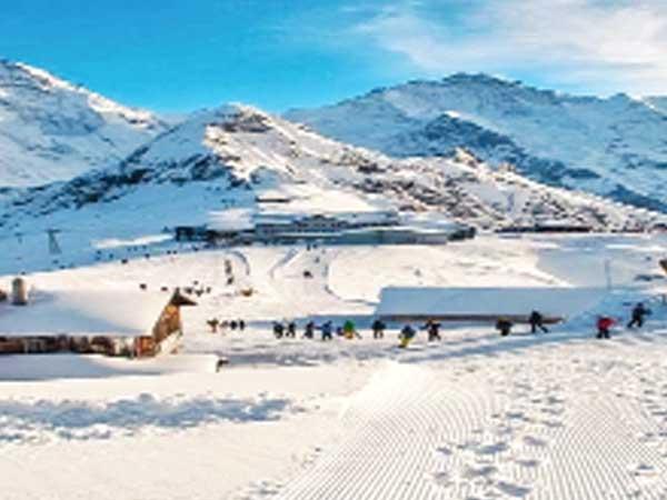 Cooler destinations in hot demand This winter