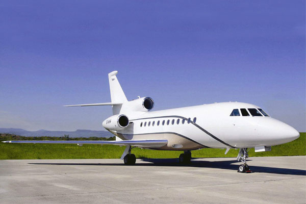 Dassault May Make Private Jets In India