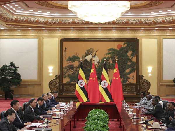 Diplomatic Enclave: Chinese Influence