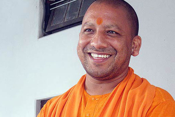 End politics of caste and appeasement, says Adityanath