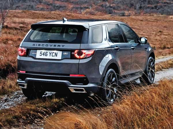 First Drive- Stay connected with new Land Rover Discovery Sport HSE Luxury