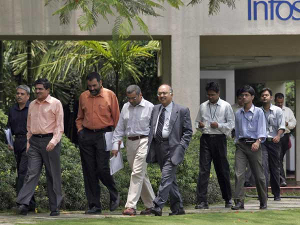 Former staffer files lawsuit against Infosys