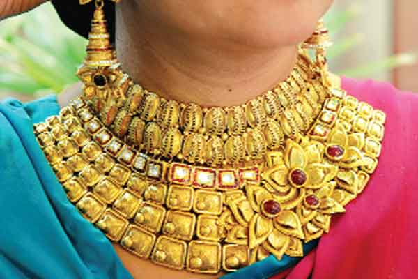 Jewellery sales could rise  20% in Diwali