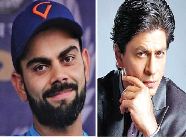 Kohli top celebrity endorser, SRK loses brand value