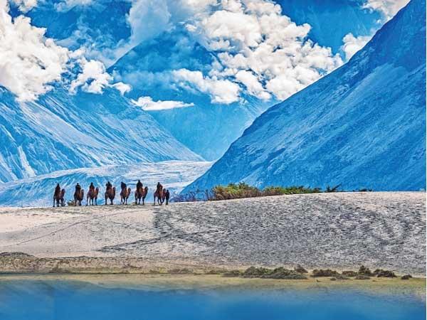 Light on Ladakh