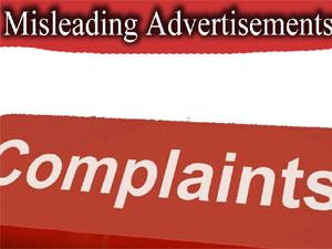 Complaints against 117 misleading ads upheld