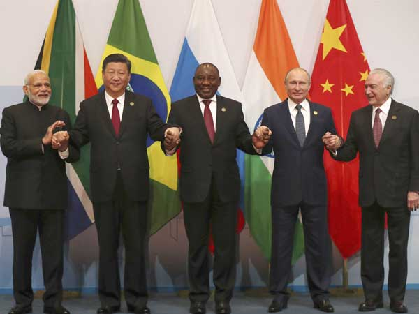 Diplomatic Enclave: Making inroads in Africa