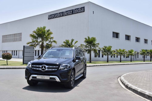 Mercedes-Benz rolls out GLS Grand Edition at Rs 86.90 lakh