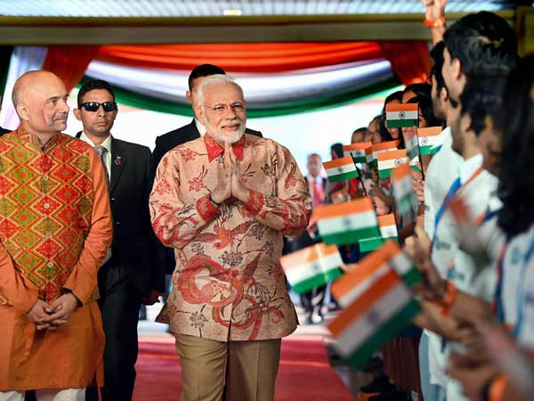 Modi announces 30-day free visa for Indonesian citizens