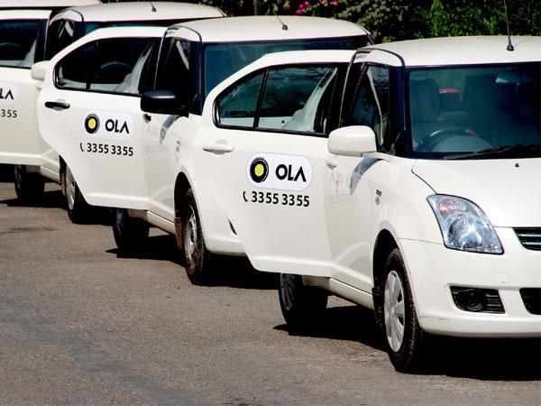 Ola acquires Foodpanda's India biz
