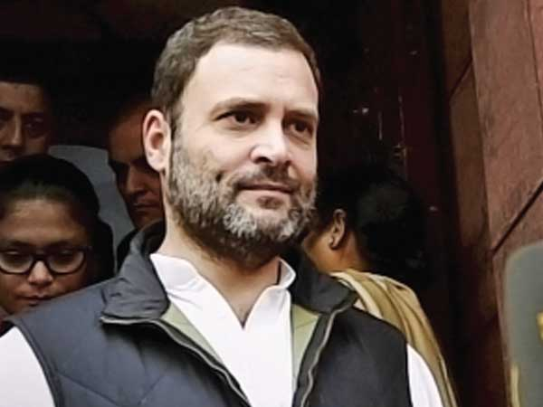 Rahul promises minimum income guarantee for poor