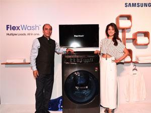 Samsung's all-in-one washing machine