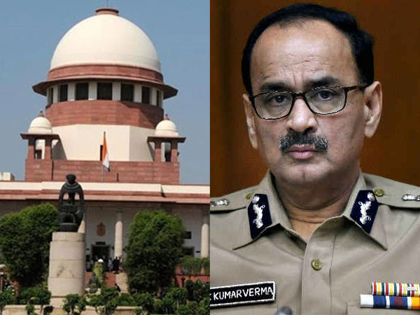 SC questions sudden removal of Alok Verma