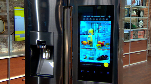 Gizmo Geek: Smart refrigerators- The brainiest of them all