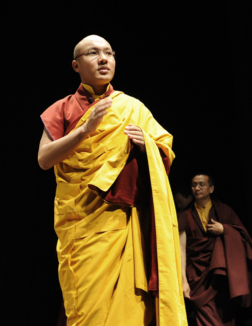 Diplomatic Enclave: The Karmapa intrigue