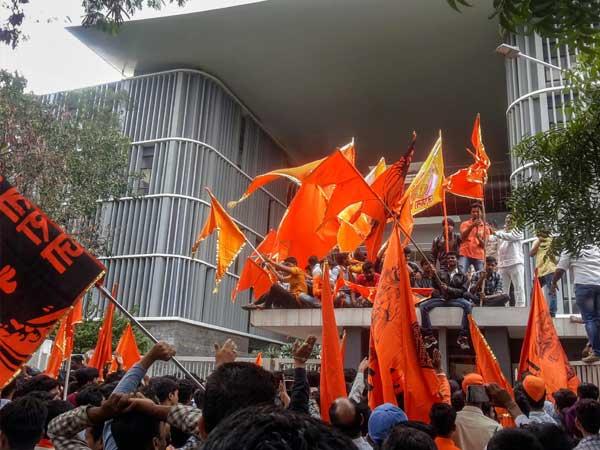 Violence, arson mar Maratha quota bandh