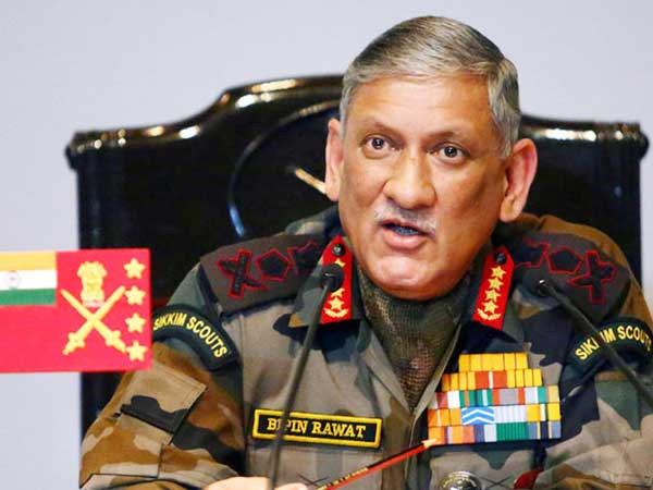 Won't allow gay sex, adultery in Army: Gen Rawat