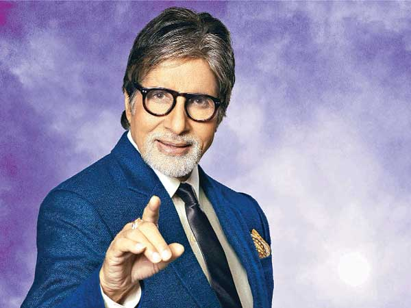 Big B most engaging Indian actor on Facebook