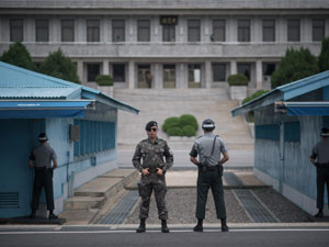 South Korea, U.S. agree to pressure N.Korea; China hopes for North-South talks