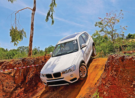 BMW's New Experience Tour
