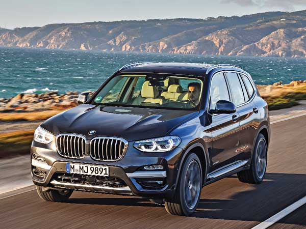 New BMW X3 @ Rs 49.99 lakh