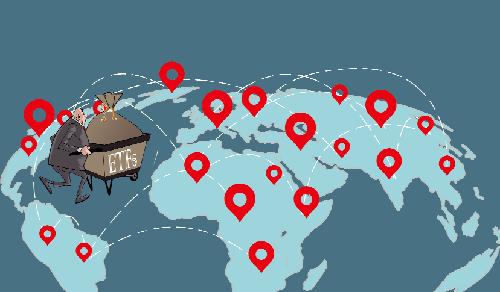 Get a slice of global market