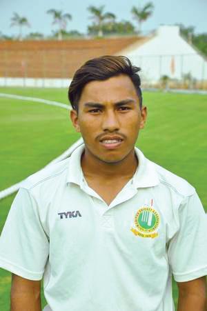 10 wickets in an innings by Manipur teen Rex Rajkumar Singh