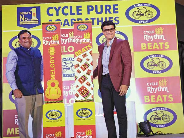 Cycle Pure Agarbathies  expands, ropes in Dada