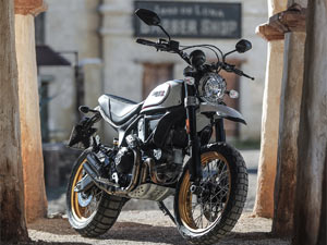 Ducati unveils Scrambler Desert Sled at Rs 9.32 lakh