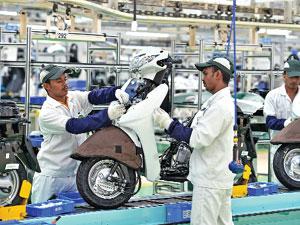 India becomes Honda's top global production base