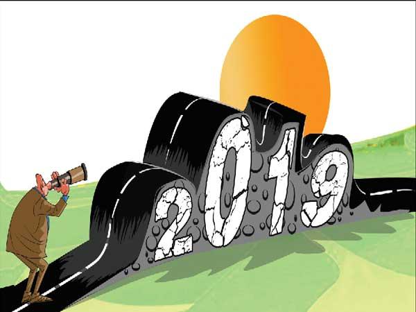 Happy But Volatile New Year