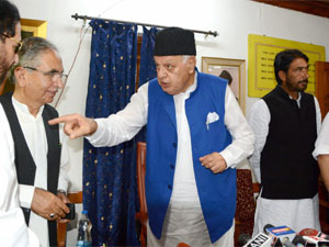 Opp parties would oppose any move to abrogate Article 35A: Farooq