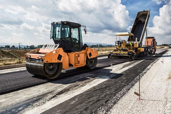 Mahindra forays into road construction equipment biz