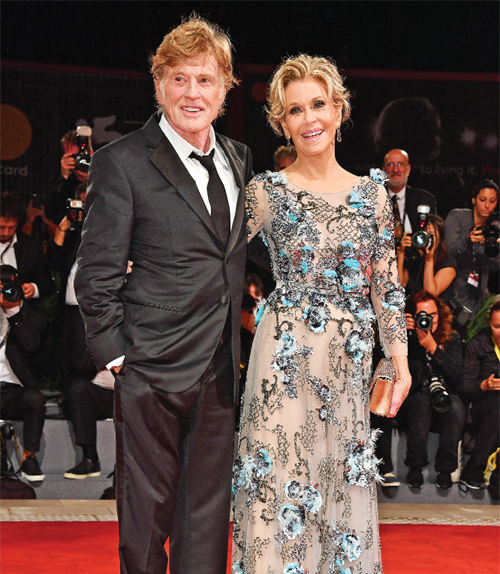 Robert Redford bids farewell to acting with throwback crime caper