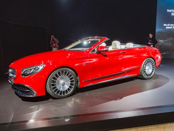 mercedes to unveil maybach s650