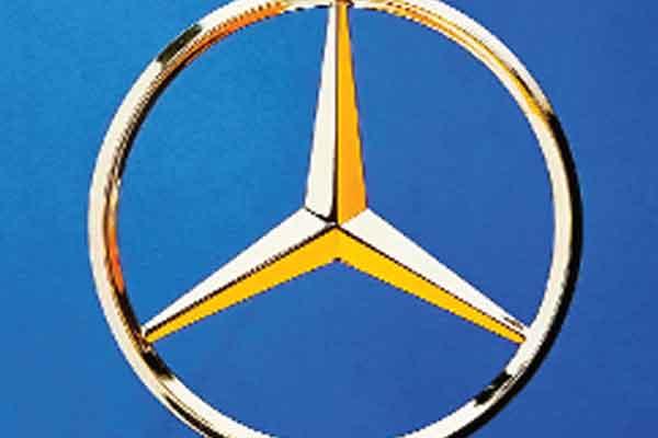 Mercedes India's top luxury car maker