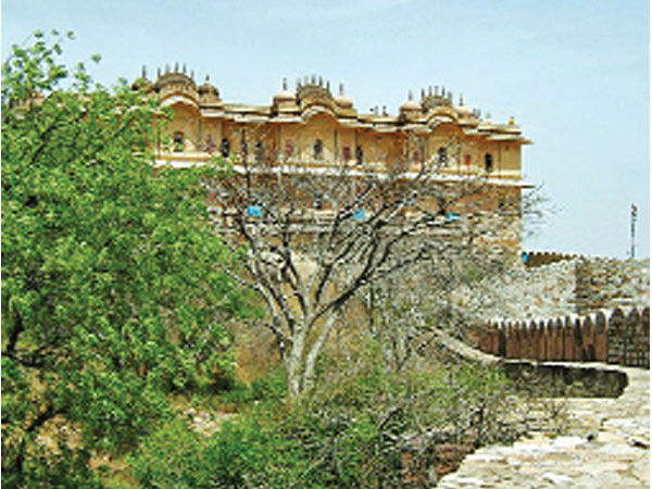 Sculpture Park opens at Nahargarh Fort