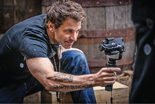 Zack Snyder returning to movies with zombie action film