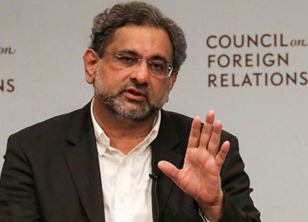 Got short-range nukes to counter India's 'Cold Start' doctrine: Pak PM