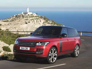 Land Rover unveils Range Rover SVAutobiography Dynamic