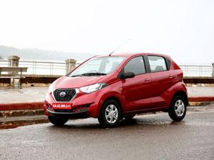 Datsun unveils new redi-Go