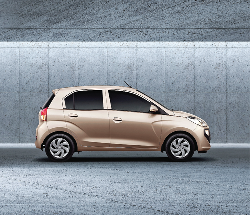 The all new Santro to excite first time buyers in India
