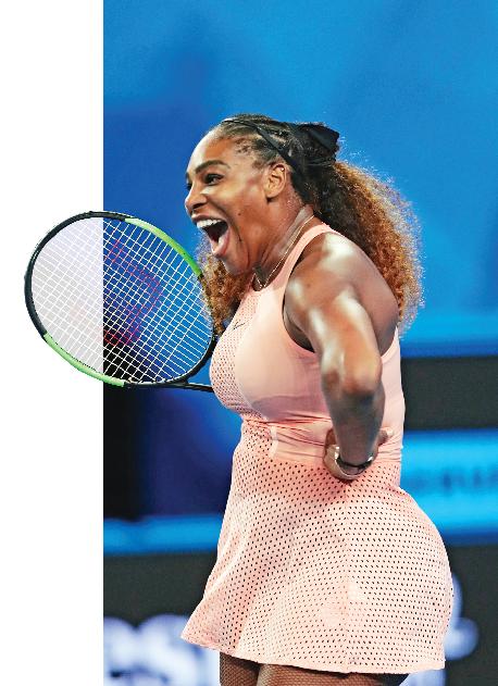 History beckons as Serena shoots for Slam history