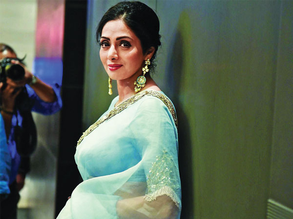 The importance of being Sridevi