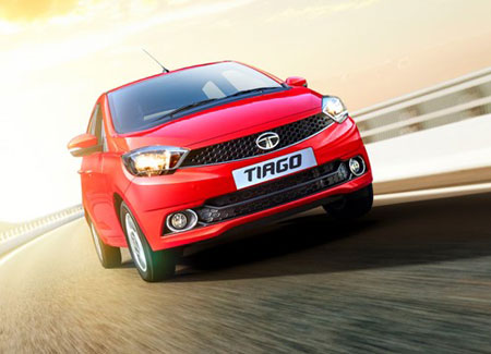 Tata Motors launches Tiago Wizz