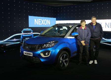 Tata brings in Nexon