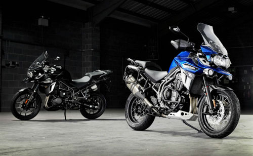 Triumph launches Tiger Explorer XCx priced at Rs 18.75 lakh